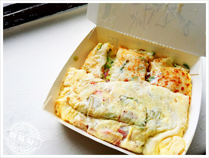 豆漿先生-蛋餅套餐