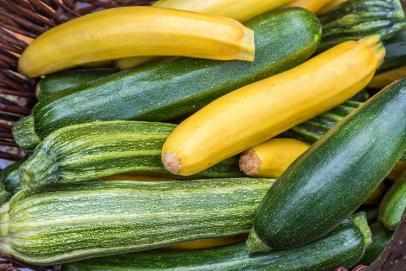 Are Squash and Zucchini Actually the Same Thing? | Recipes, Dinners and  Easy Meal Ideas | Food Network