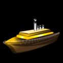Tàu biển,kiểm tra lai lịch tàu,lịch xuất nhập cảng icon