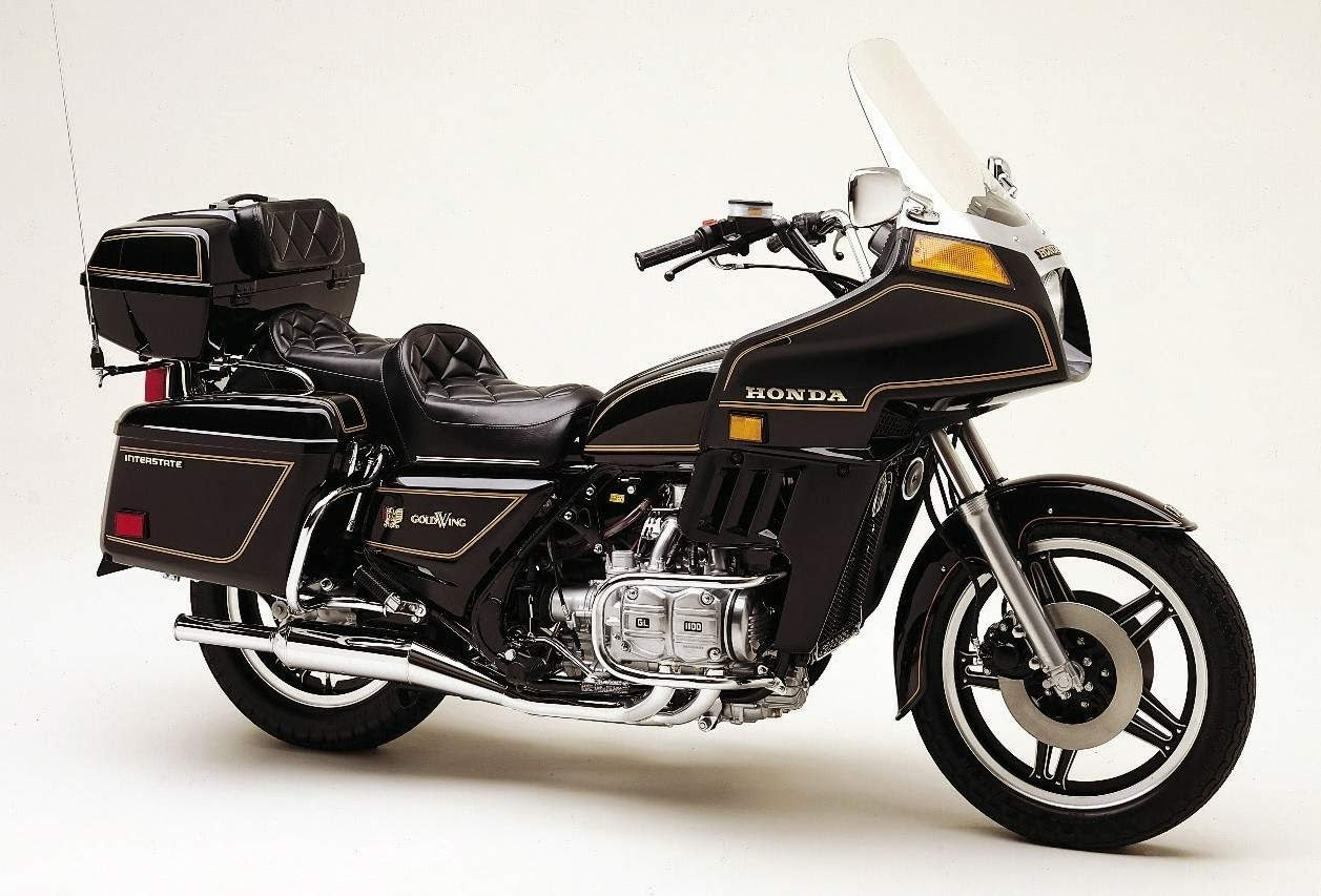 Honda GL 1100 GoldWing-manual-taller-despiece-mecanica