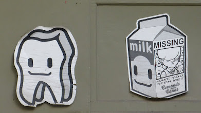 Photo: MILK - Have You Seen Me?; Unknown Artist