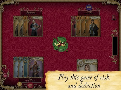 Love Letter - Strategy Card Game Screenshot