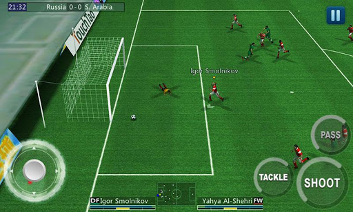Rea Football FIF screenshot 3