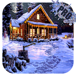 Winter Holiday Pro LWP Icon