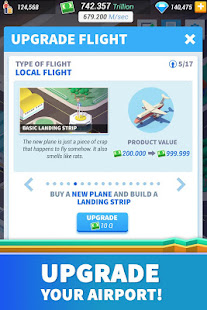 Idle Airport Tycoon – Tourism Empire 4
