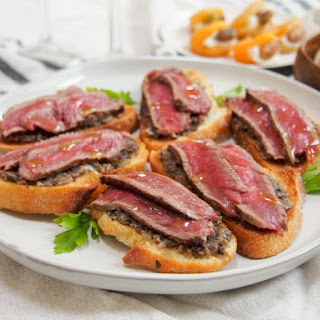 Steak With Truffle Oil Recipes.