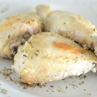 Easy Chicken Recipes - Greek Chicken.