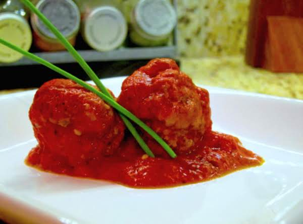 Saucey Meatballs Recipe