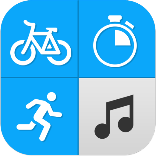 Cadence Clock For Cycling