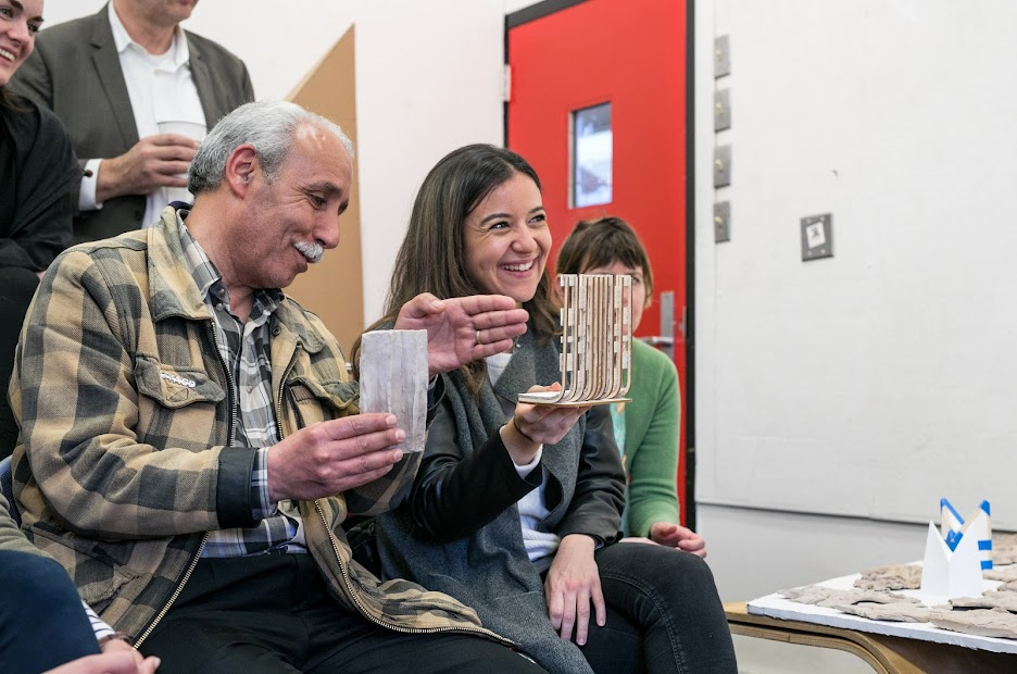 New Partnership Centers on Moroccan Craft