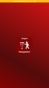 Project Management - náhled