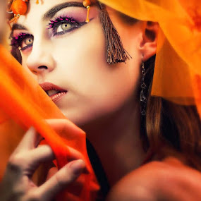 Gypsy by Alizza Mistades - People Portraits of Women ( woman, beauty shot, portraits, people, gypsy )