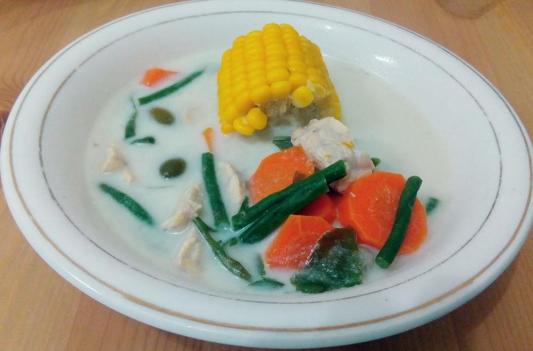 Resep Sayur Lodeh Sederhana nan segar