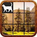 Nature Slide Puzzle icon