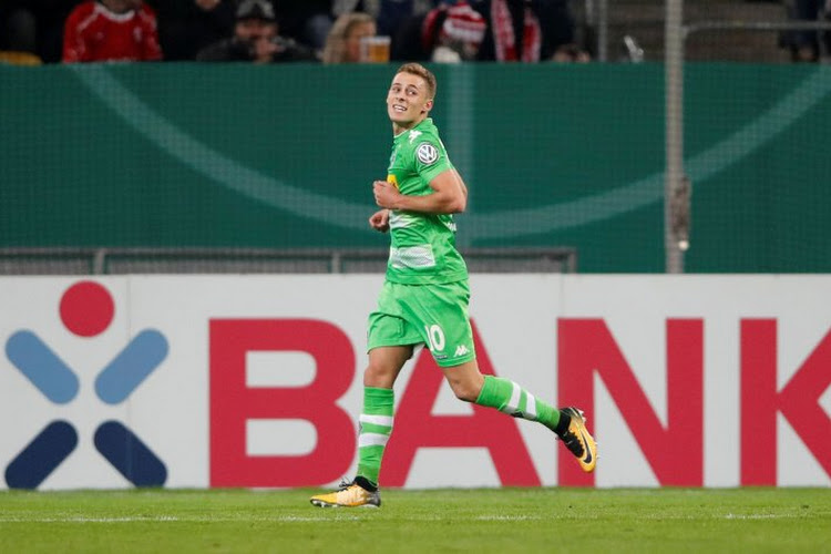 Déjà sept buts belges en Coupe d'Allemagne !