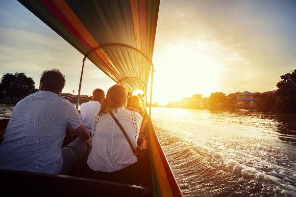 Ayutthaya Boat Tour