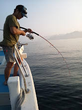 Photo: キノシタさんも「ヒラス波」に乗った!