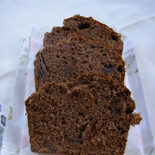 Cocoa-Chocolate Chip Cake.