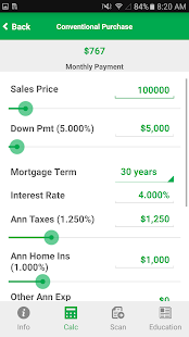 First Home Mortgage Mobile App- screenshot thumbnail