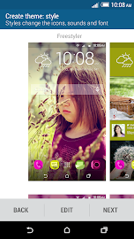 HTC Sense Home Screenshot 6