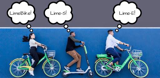 Lime - Déplacez Vous Sans Limite