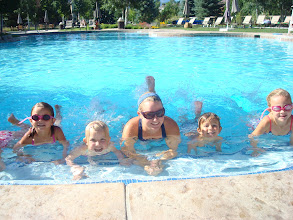 Photo: Swimming Lessons with Alli