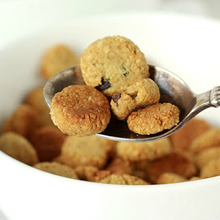 Almond Cacao Nib Cookie Crisp Cereal [Vegan, Gluten-Free]