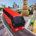 Modern City Public Coach Bus Simulator icon