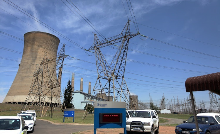 Wage deal at Eskom signed by unions