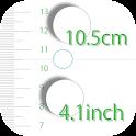 尺子 (cm & inch) icon