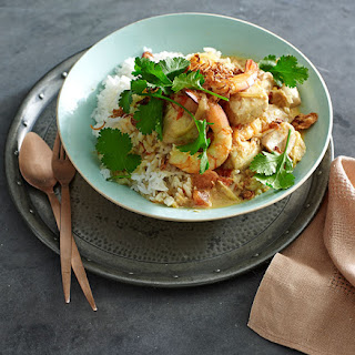 Goan Seafood Curry.