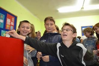 Photo: Wybory do Samorządu Uczniowskiego PG