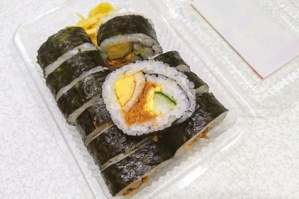 圓味壽司-彰化市民族店 |葷、素食皆有