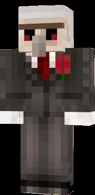 Iron golem with suit option