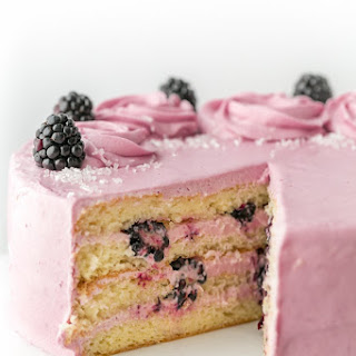 Blackberry Cake Recipe