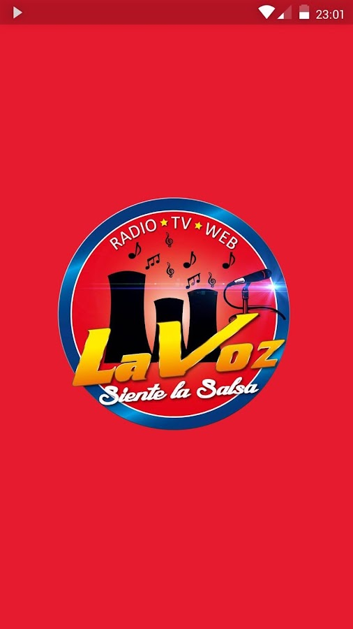 La Voz Salsa- screenshot