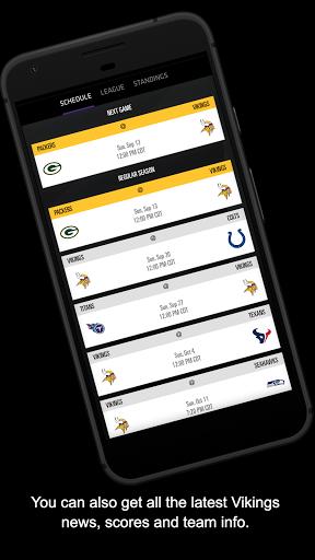 Minnesota Vikings Mobile screenshot 7