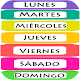 Imagenes de Dias de la Semana (app)