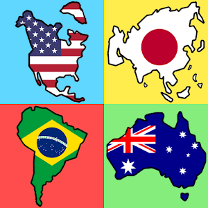Flags Quiz – World Continents for PC and MAC