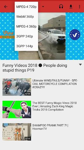 HD Video Movie Player 1.3 screenshots 2