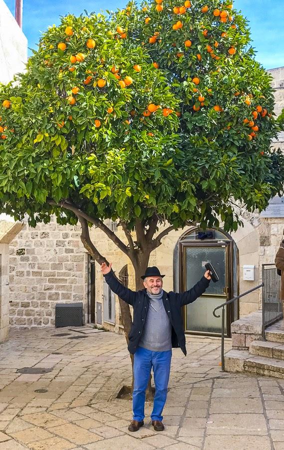 Отзыв о гиде в Израиле. Экскурсия в Иерусалиме