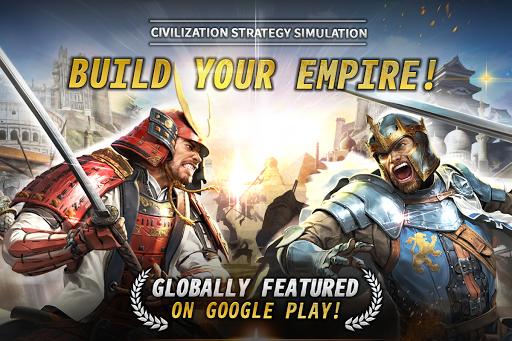 Civilization War - Battle Strategy War Game apklade screenshots 1