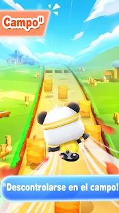 Pequeño panda corre Screenshot