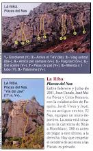 Photo: Tarragona - LA RIBA - Placas del Nas -01 (DNL 184 - 2002)