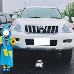 ランドクルーザープラド 120系 のカスタム事例画像 kariさんの2018年09月20日14:22の投稿