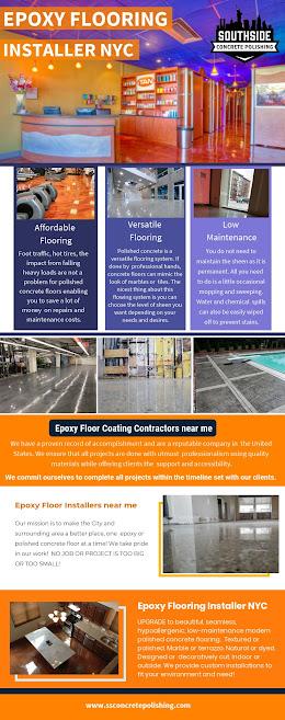 Epoxy flooring in nyc
