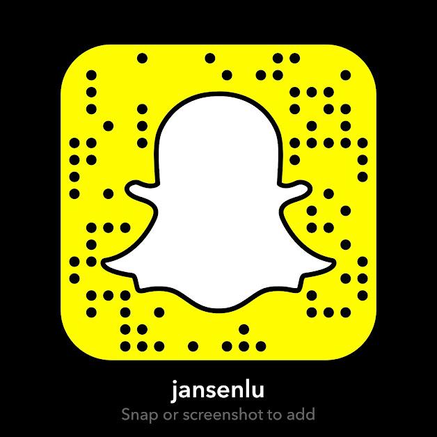 snapcode of Jansen Lu