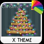 Christmas winter(Xperia Theme) Icon