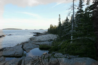 Photo: McLellen Park Coast, Milbridge, Maine