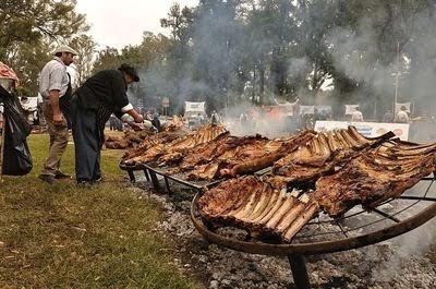 Аргентина - страна танго, удивительной природы и мяса на углях